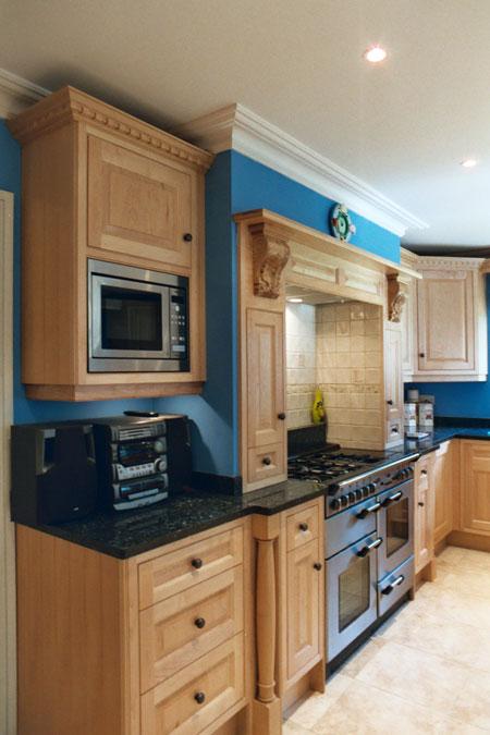 Kent Kitchen Cabinets