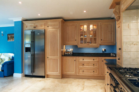 Bespoke fitted kitchens custom kitchen cabinets cabinet for Fitted kitchen cabinets