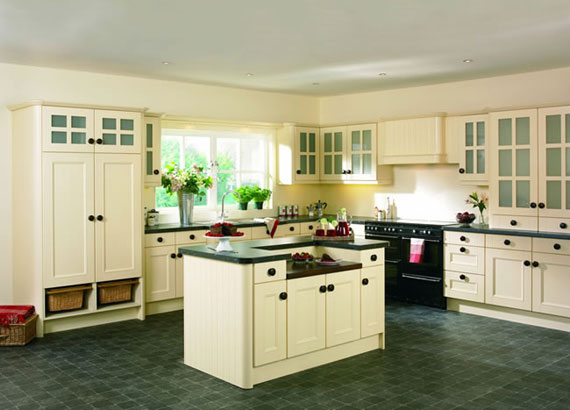 Fitted kitchens kitchen designs kitchen cabinets for Fitted kitchen ideas