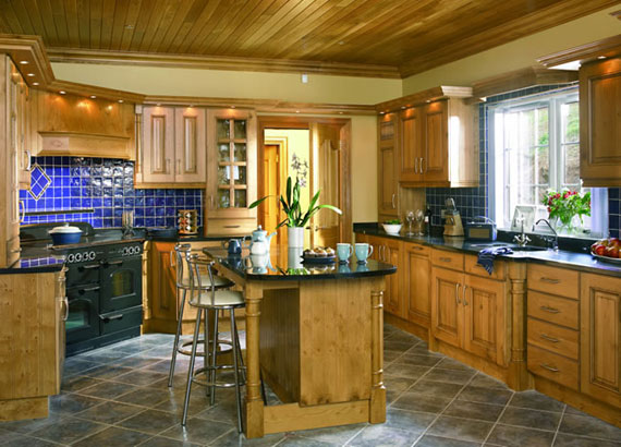 Impressive Oak Kitchen Cabinets Design 570 x 410 · 70 kB · jpeg